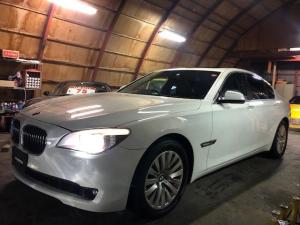 BMW 7シリーズ 740i 本州車 サンルーフ シートヒーター イージークローズドア