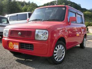 スズキ アルトラパン X 4WD AT 現状販売