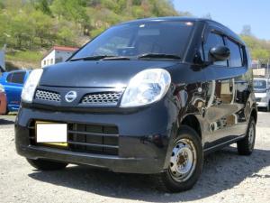 日産 モコ E FOUR 4WD オートエアコン ナビ