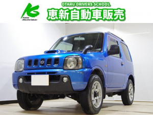 スズキ ジムニー XC ETC ターボ 4WD 3ヶ月3000km保証