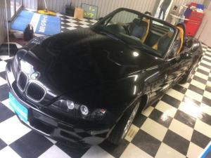 BMW Z3ロードスター 2.2i特別装備車 エディション1 レザーパワーシート