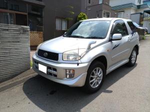 トヨタ RAV4 J エアロスポーツ TV&ナビ キーレス