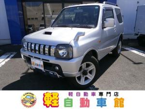 マツダ AZオフロード XC ターボ 4WD ABS マニュアル車