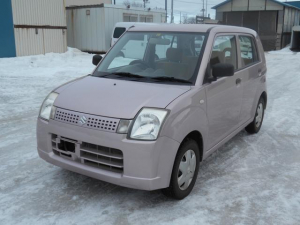 スズキ アルト EII4WD/5速マニュアル/タイベルチェーン/ABS/