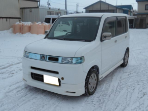 ホンダ ザッツ ターボ4WD/モデューロエアロ/ABS/衝突安全ボディ
