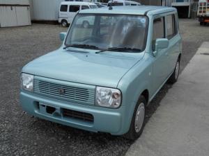 スズキ アルトラパン G4WD/タイベルチェーン/衝突安全ボディ/事故歴無し/
