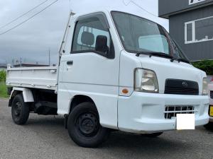 スバル サンバートラック ダンプ 4WD  タイベル交換済み 車検令和4年6月まで