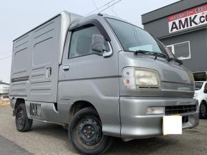 ダイハツ ハイゼットトラック  4WD 社外オーディオ