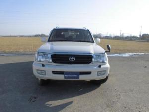 トヨタ ランドクルーザー100 VXリミテッド4WD 純正ナビ 1ナンバー登録 サンルーフ