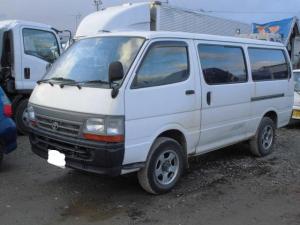 トヨタ ハイエースバン ロングDX 4WD 5MT