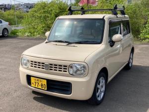 スズキ アルトラパン X 4WD CD スマートキー ABS ルーフキャリア 走行距離5.8万キロ