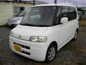 ダイハツ タント X 4WD CD・MD