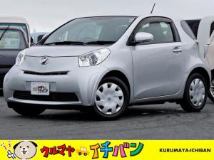 トヨタ iQ 100X 夏冬タイヤ付 サビ無 禁煙車 ETC