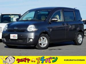 トヨタ シエンタ X 夏冬タイヤ付 サビ無ナビTV 後カメラ