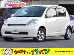 トヨタ パッソ X HIDリミテッド サビ無 キーレス ABS アルミホイール HIDライト エアコン Wエアバッグ