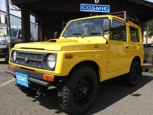 スズキ ジムニー サマーウインド リミテッド 4WD ニューペイント