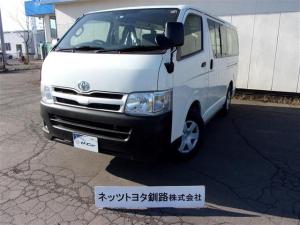 トヨタ ハイエースバン DX