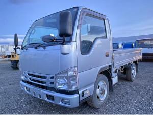 いすゞ エルフトラック ベースグレード 平ボディ 切り替え4WD シングルタイヤ 積載1.5t 総重量5t未満 型式TRG-NHS85A