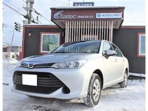トヨタ カローラアクシオ 1.5X キーレス 4WD ナビ CD付き ETC搭載車