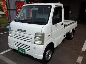 スズキ キャリイトラック KC 三方開 4WD 5速マニュアル 2H-4H 切り替え式