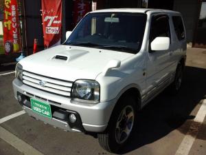 スズキ ジムニー ワイルドウインド 特別限定車 4AT パートタイム4WD ICターボ ABS キーレス