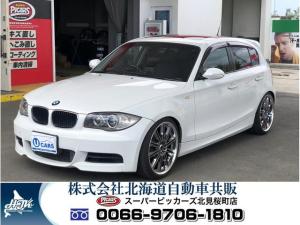 BMW 1シリーズ 120i ハイラインPKG 車高調 サンルーフ 社外AW