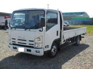 いすゞ エルフトラック 2t/ワイドロング/平ボデー/総重量5t未満