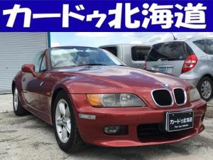 BMW Z3ロードスター 2.0・ワンオーナー・パワーシート