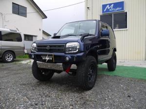 スズキ ジムニー XG 4WD キーレス リフトUP ABS 衝突安全ボディ