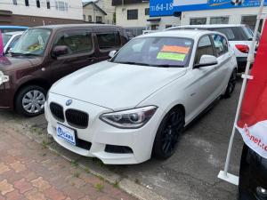 BMW 1シリーズ 116i Mスポーツ フルカスタム 革シート スマートキー