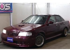 日産 サニー スーパーサルーン 4WD/ローダウン/外15AW/外マフラー