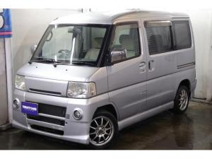 三菱 タウンボックス LX 4WD/ターボ/5MT/外14AW/外ナビ