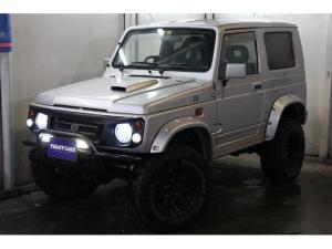 スズキ ジムニー XLリミテッド 4WD/5MT/リフトUP/外前後バンパー