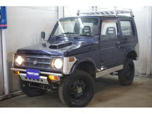 スズキ ジムニー HC 4WD/リフトアップ/ルーフキャリア