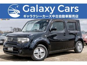 日産 キューブ 15X FOUR Vセレクション 4WD