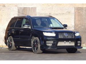 スバル フォレスター 2.0XT 4WD 5速マニュアル RAYSアルミホイール  ID車輛 グー鑑定書付