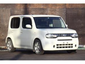 日産 キューブ 15X FOUR Mセレクション 4WD 純正エンジンスターター ID車輛 グー鑑定書付