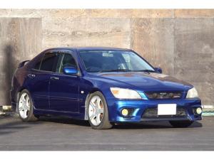 トヨタ アルテッツァ RS200 Zエディション 社外エキマニ 6速マニュアル  ID車輛 グー鑑定書付