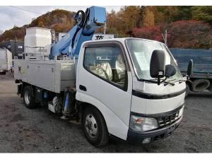 日野 デュトロ  高所作業車 4WD