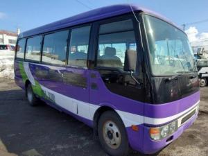 三菱ふそう ローザ  21人乗りバス 4WD