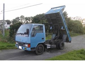 三菱ふそう キャンター ダンプ キャンター4D32 2tダンプ 低走行 7万キロ台