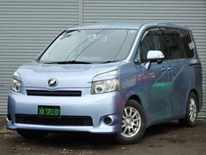 トヨタ ヴォクシー X Lエディション 4WD 寒冷地仕様 Pスライドドア ナビ 地デジ
