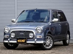 ダイハツ ミラジーノ ミニライトスペシャル 4WD HDDナビ ABS 4速オートマ