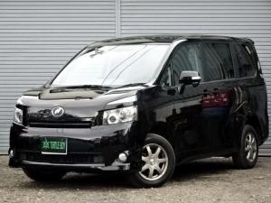 トヨタ ヴォクシー トランス-X 4WD 5人乗り ナビTV 両側スライド