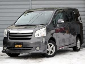 トヨタ ノア YY 5人乗り 両側パワースライドドア 4WD エアロ