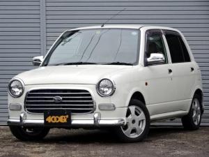 ダイハツ ミラジーノ ジーノターボ ジーノ5ドア660ターボ 4WD 4速オートマ ABS タイベル交換済