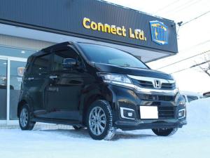 ホンダ N-WGNカスタム G・Lパッケージ 4WD フルセグHDDナビ・バックカメラ スマートキー HID クルーズコントロール シートヒーター 走行距離3.5万キロ