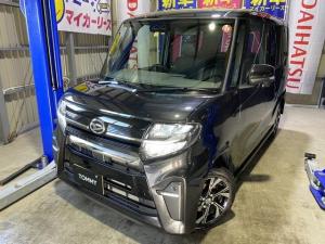 ダイハツ タント カスタムX 4WD シートヒーター 障害物センサー LED 寒冷地仕様 両側パワースライドドア
