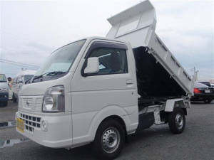日産 NT100クリッパートラック GX 多目的ダンプ 4WD 3AT