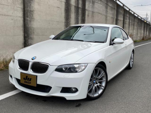 BMW 3シリーズ 320i Mスポーツパッケージ HDDナビ 地デジ 禁煙車 ミラー内蔵ETC HID DVD キーレス2個 社外レーダー